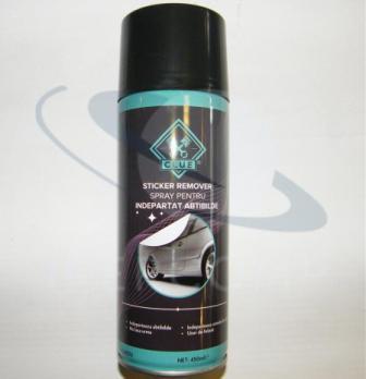 Spray indepartat lipici abtibilde